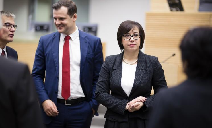"""Seimo narė R. Popovienė: """"Alergija plinta. Jau reikia ir politikų pagalbos"""""""