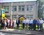Marijampolės socialdemokratai įrengė lauko bibliotekėles
