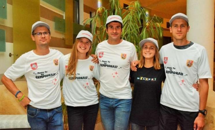Marijampoliečiai – tarp Lietuvos triatlono lyderių