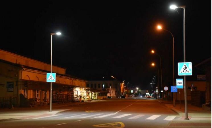 Marijampolės mieste - aštuonios saugesnės perėjos