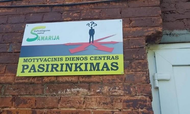 Marijampolėje pristatytas Motyvacinis dienos centras