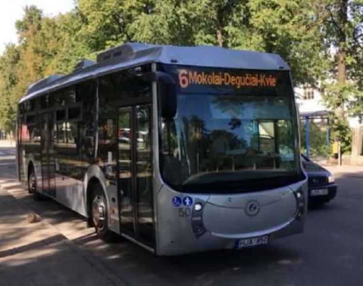 Diena be automobilio iniciatyva - miesto viešasis transportas veš nemokamai!