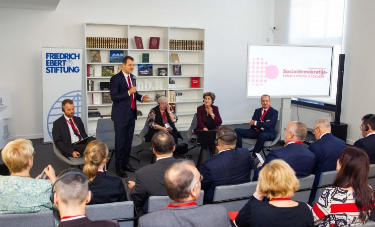 Europos kairiųjų lyderiai: iliuzijos Europoje baigėsi, metas atsitokėti ir Lietuvai