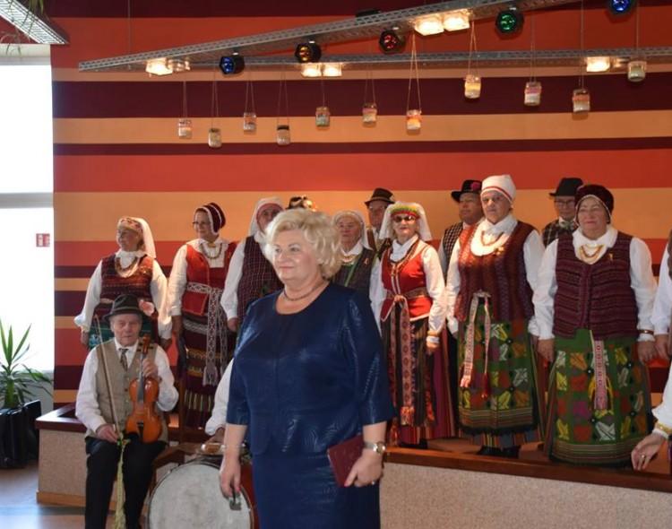 Marijampolėje tradiciškai paminėta Tarptautinė pagyvenusių žmonių diena