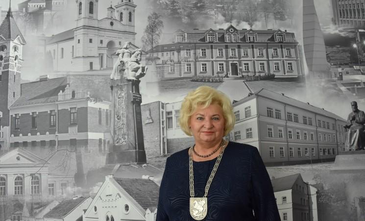 Irena Lunskienė. Tikėkime savo žmonėmis, dirbkime jų labui.