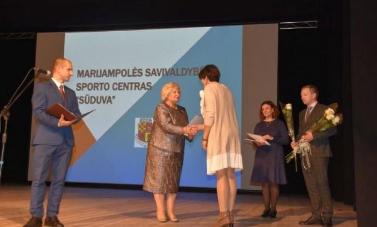 """Sporto centras """"Sūduva"""" 50-metį pasitinka atsinaujinęs erdves ir pasiekęs sporto pergalių"""