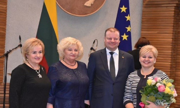 Liudvinavo seniūnija - nacionalinio seniūnijų konkurso nominantė