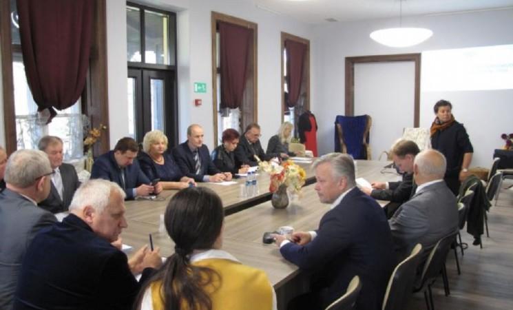 Marijampolės regiono plėtros tarybos posėdyje aptarti aktualūs klausimai