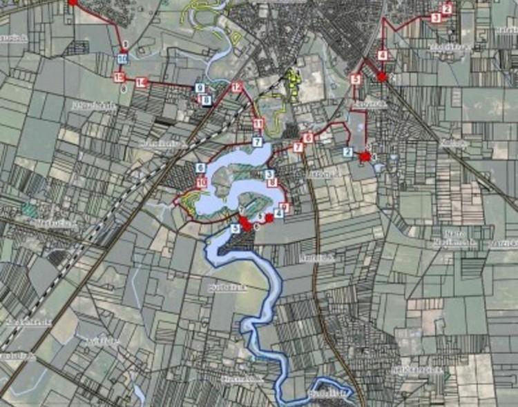 Keičiama Marijampolės miesto administracinė riba