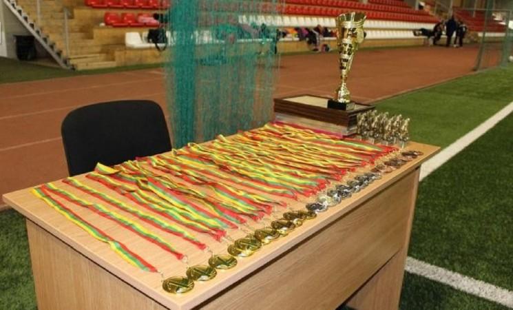 Marijampolėje – mergaičių futbolo turnyras ,,Rudenėlio džiaugsmas''