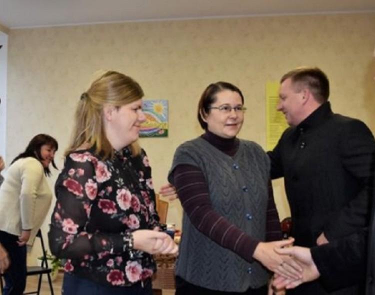 """VšĮ Marijampolės senjorų ir neįgaliųjų dienos centras """"Židinys"""" žengia pirmuosius žingsnius"""