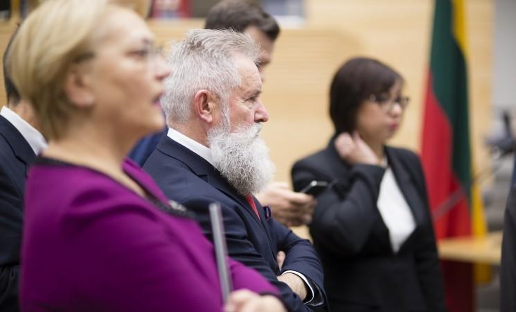 Socialdemokratai reikalauja Premjero atsakymų apie Rusnės renginio išlaidas