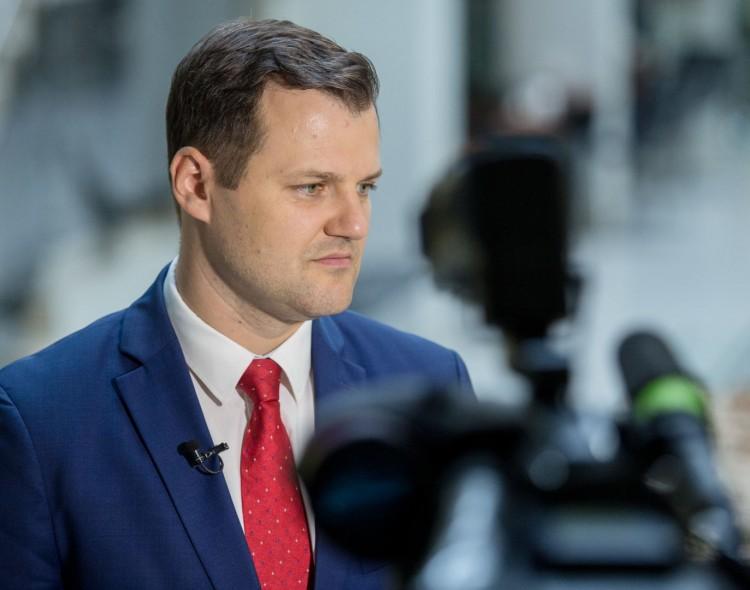 Socialdemokratų partijos pirmininkas G. Paluckas atsistatydina