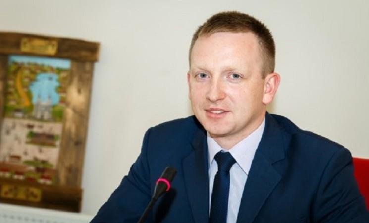 Marijampolės savivaldybės meru išrinktas Povilas Isoda