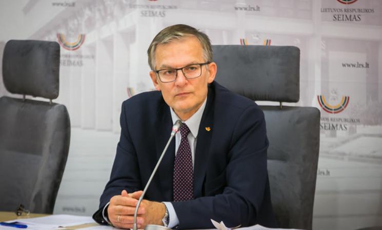 Opozicijos lyderis apie V. Pranckiečio situaciją: valdančiųjų politinė krizė gilėja