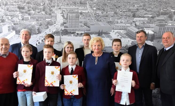 Pasveikinti marijampoliečiai - Lietuvos šaškių čempionai!