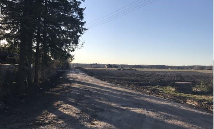 Pradėti Puskelnių kaimo viešosios infrastruktūros sutvarkymo darbai