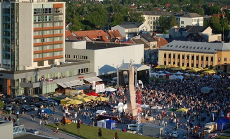"""Cukrinio festivalio"" mugės organizatorius – UAB ""Festivus"""