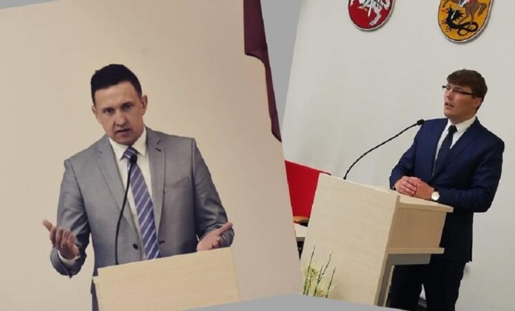 Marijampolės savivaldybės meras suformavo savo komandą.