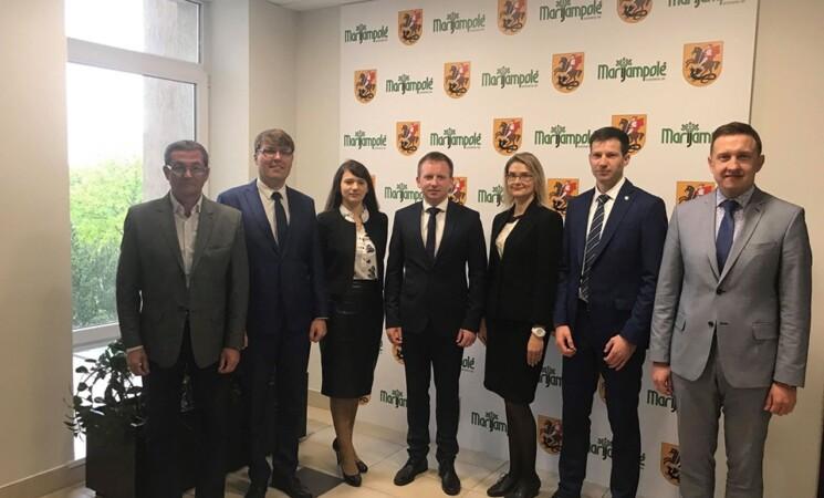 Gyventojų pasididžiavimas Marijampole – pagrindinis naujos Marijampolės savivaldybės vadovų komandos siekis