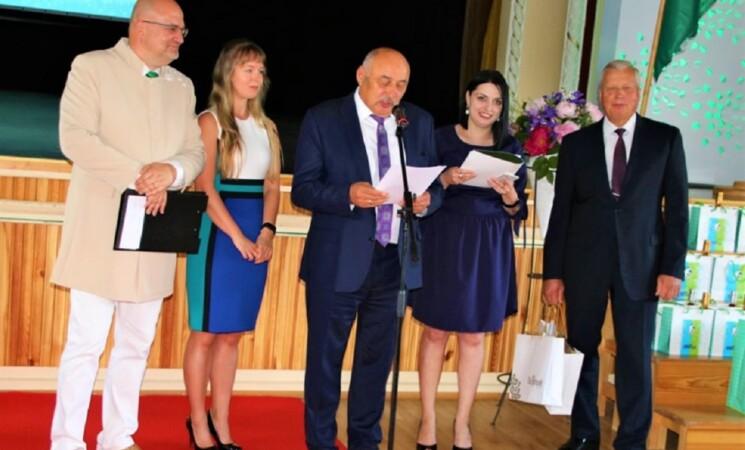 Susigiminiavusių Valgos ir Valkos miestų jubiliejuje – Savivaldybės tarybos nariai