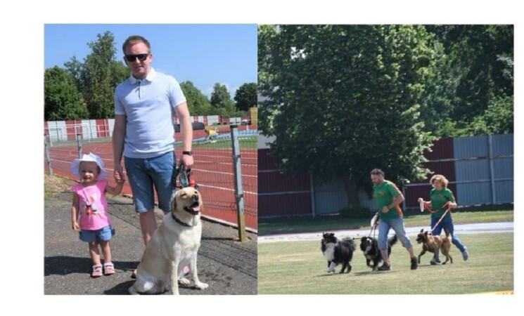 """Šeimų ir šunų šventė """"Kartu mes komanda"""""""