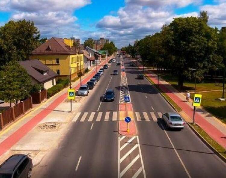 Kauno gatvė bus patogi visiems eismo dalyviams