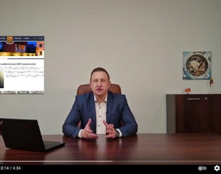 Karolis Podolskis. 2020 metų Marijampolės savivaldybės administracijos darbų apžvalga.