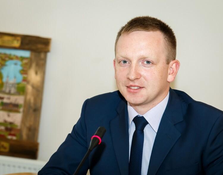 Vakar Lietuvos socialdemokratų partijos Marijampolės skyriaus pirmininku trečiai kadencijai išrinktas Povilas Isoda